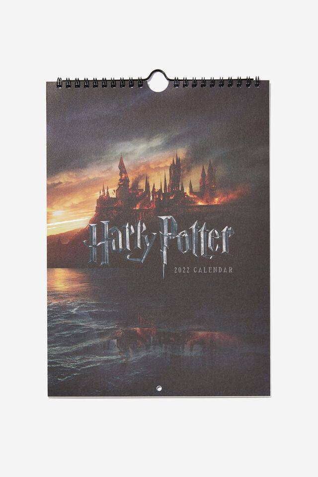 2022 Harry Potter Get A Date Calendar, LCN WB HARRY POTTER