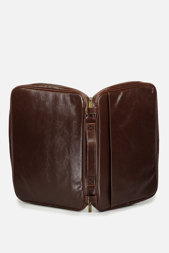 Mobile Laptop Folio, RICH TAN