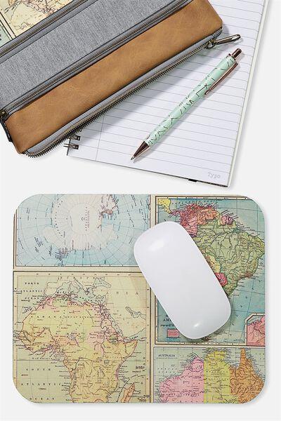 Neoprene Mouse Pad, MAP
