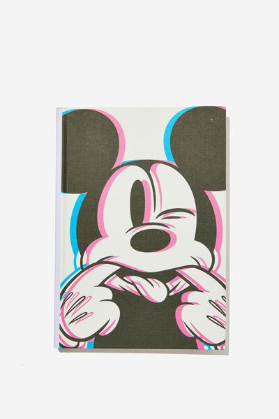 The Big Ticket Notebook, LCN DIS MICKEY TONGUE