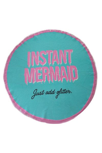 Throw Me Around, INSTANT MERMAID