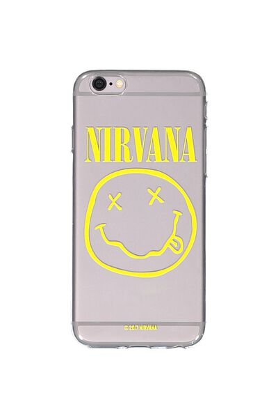Transparent Phone Cover 6, LCN NIRVANA