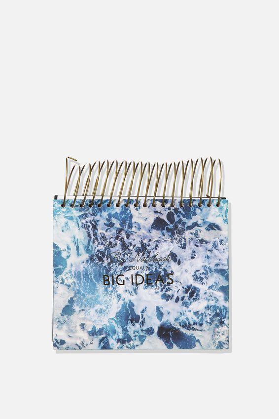 Big Ideas Notepad, WAVES