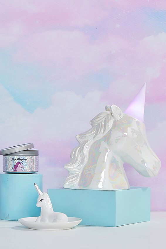 Unicorn Light, IRIDESCENT