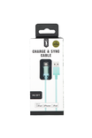 Charge And Sync Cable (Mfi) Charging Cable, LIGHT BLUE