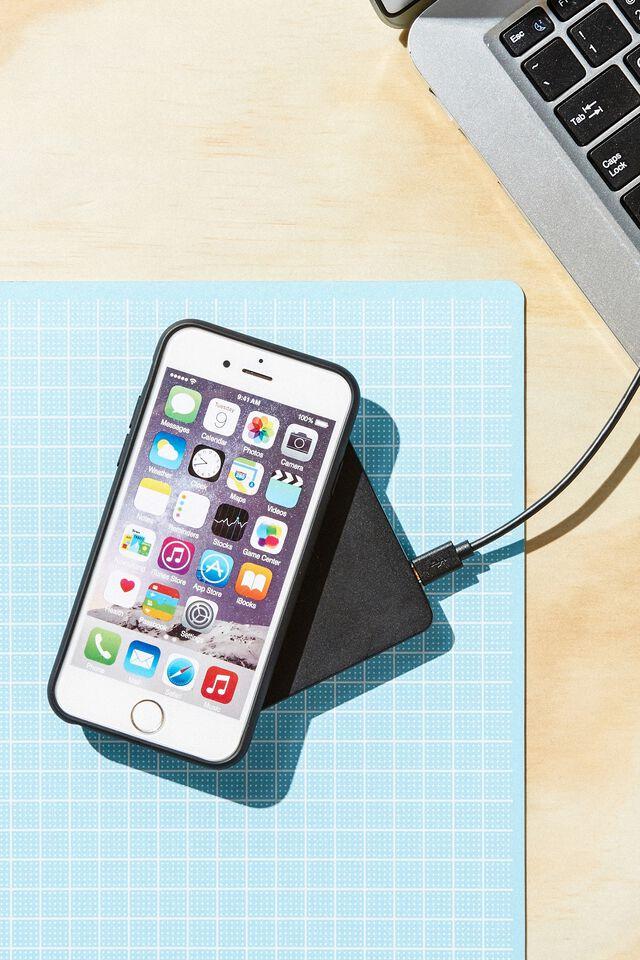Wireless Charging Pad, BLACK