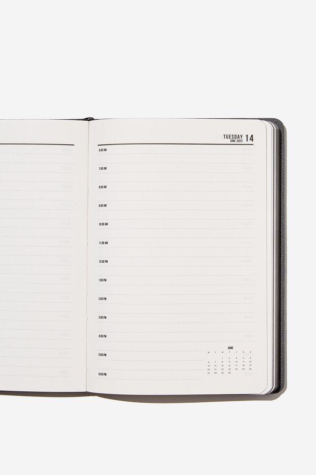 2022 A5 Daily Buffalo Diary, WELSH SLATE