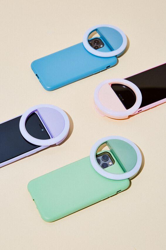 Selfie Phone Ring Light, GUM LEAF