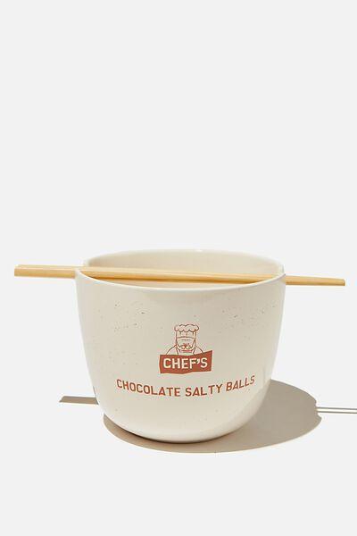 Feed Me Bowl, LCN SOU SOUTH PARK CHEF