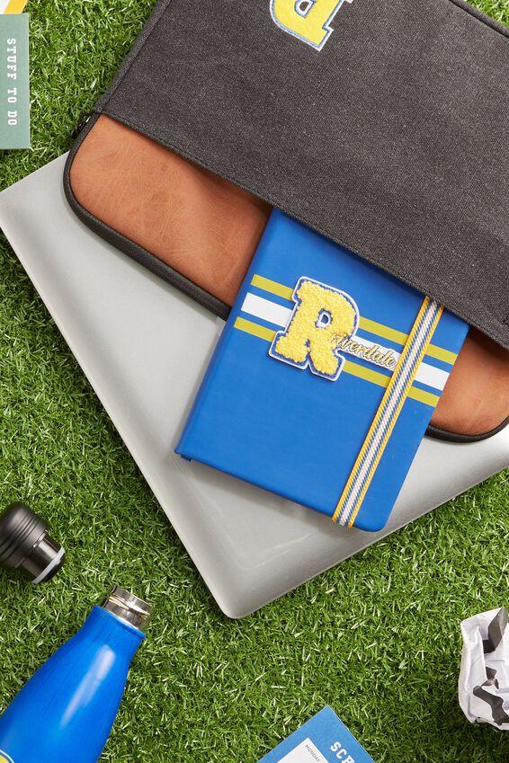 Riverdale A5 Buffalo Journal, LCN WB RIVERDALE LOGO