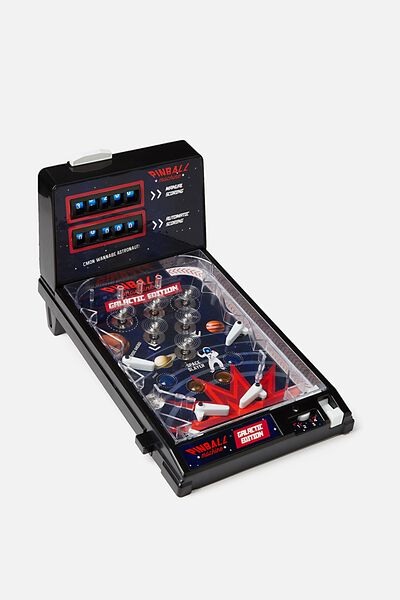 Electronic Pinball Machine Game, INTERGALACTIC