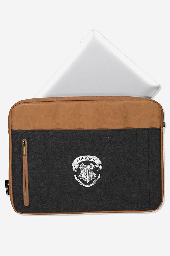 Harry Potter Take Charge Laptop Cover 13 inch, LCN WB HOGWARTS CREST