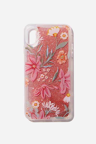 Shake It Phone Case Iphone Xs Max, GARDEN PARTY FLORAL