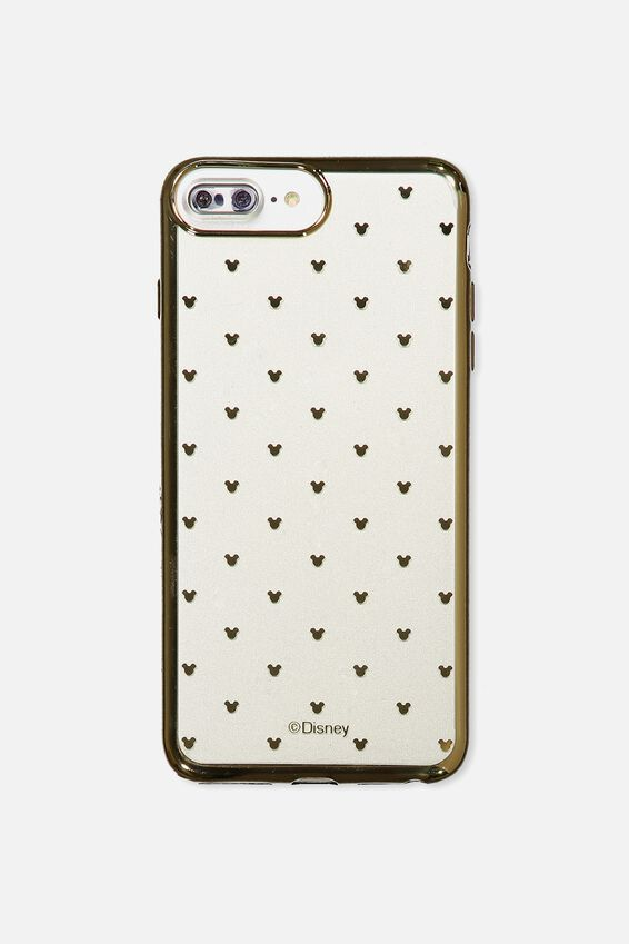 Printed Phone Cover 6,7,8 Plus, LCN MICKEY DITSY