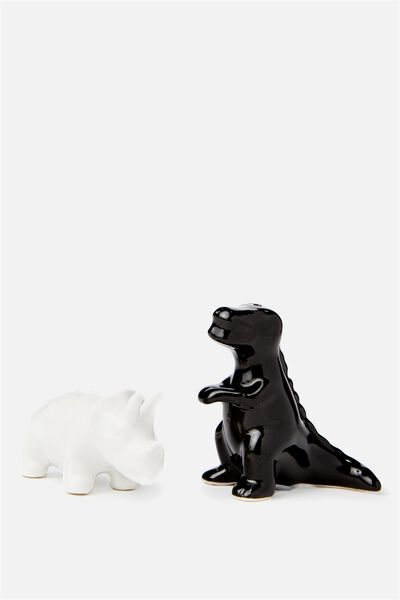 Novelty Shakers, DINOSAURS