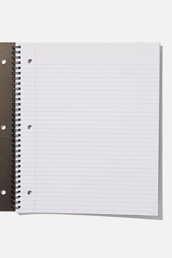 College Ruled Spinout Notebook V, THE HUMBLE POTATO