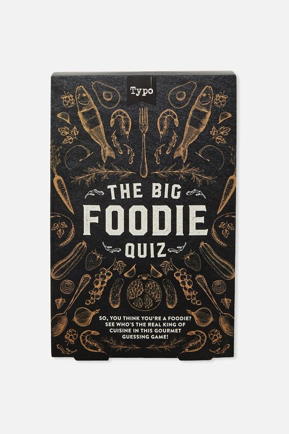 The Foodie Quiz Game at Cotton On in Brisbane, QLD | Tuggl