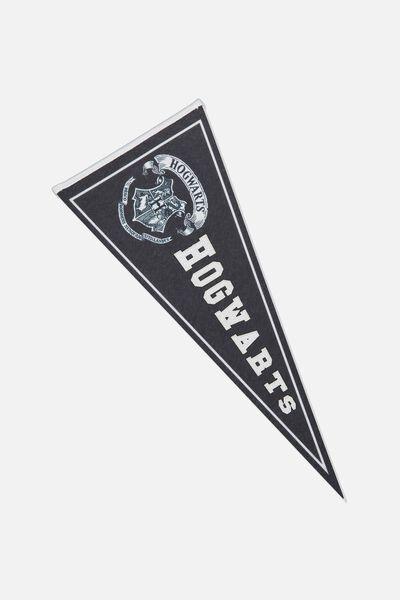 Pennant Wall Flag, LCN WB HP HOGWARTS