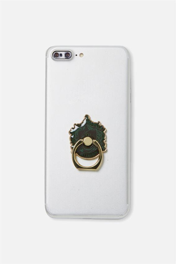 Metal Phone Ring, LCN SLYTHERIN