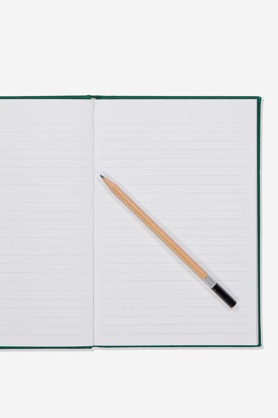 A5 Licensed Print Notebook, LCN WB HP FORBIDDEN FORREST
