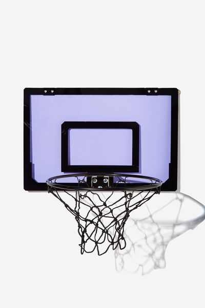Mini Basketball Hoop, PALE LILAC