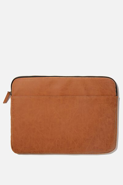 Core Laptop Cover 15 Inch, MID TAN