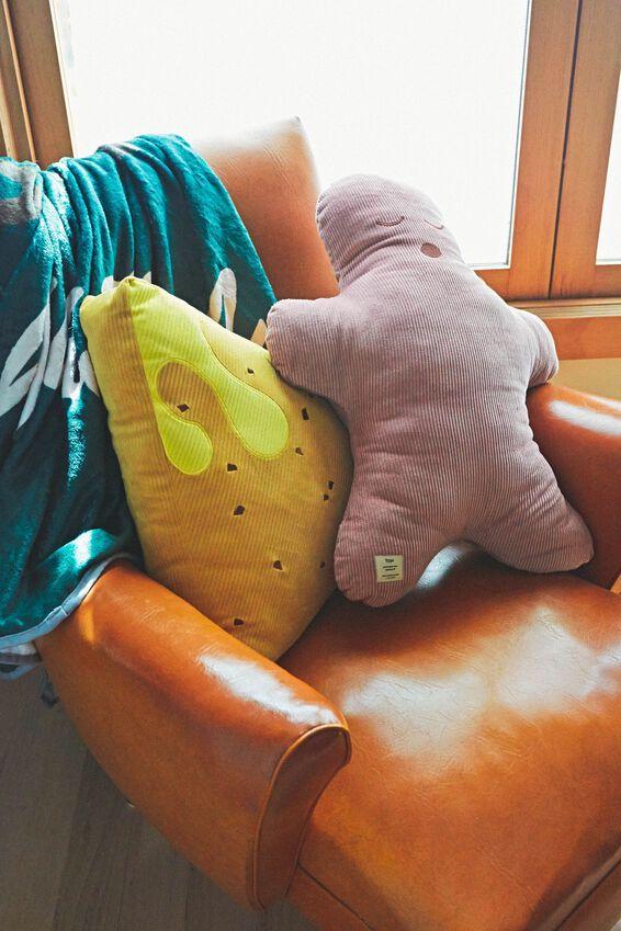 Corduroy Get Cushy Cushion, CD SLEEPY GUY