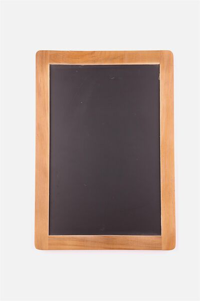 A3 Chalkboard, BROWN