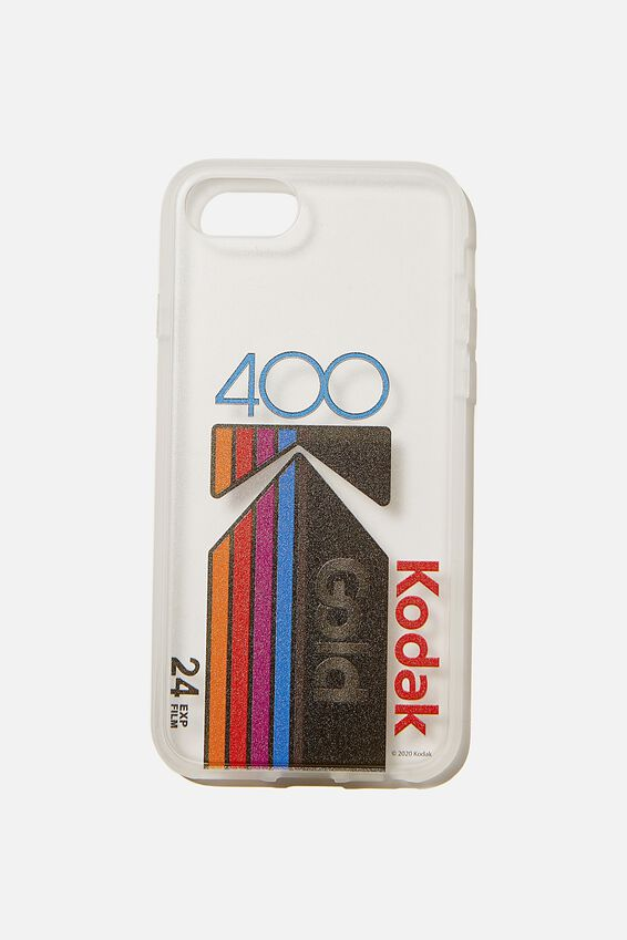 Kodak Protective Phone Case 6, 7, 8, SE, LCN KODAK