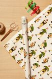 Roll Wrapping Paper, LCN WB ELF