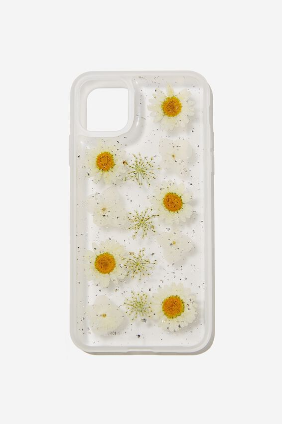 Protective Phone Case Iphone 11 Pro Max, TRAPPED DAISY