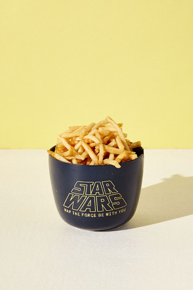 Star Wars Feed Me Bowl, LCN STAR WARS MAY THE FORCE BE WITH YOU