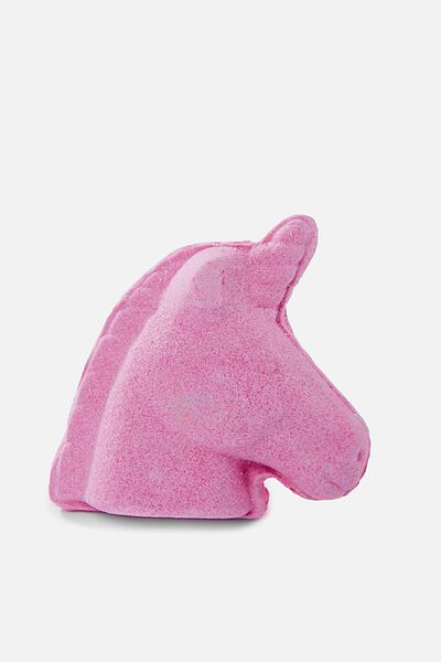 Bath Fizzer, PINK UNICORN