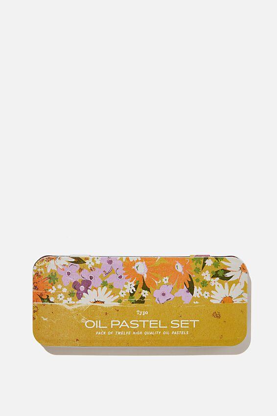 Oil Pastel Set, BRIGHTS