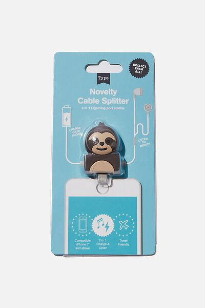 Cable Splitter, SLOTH