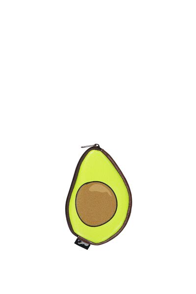 Cashed Up Coin Purse, AVOCADO