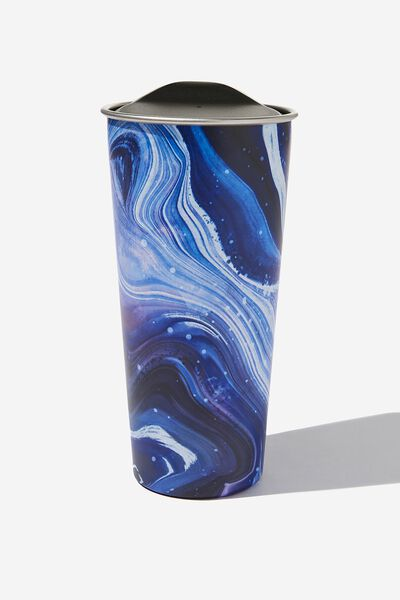 The Sipper Travel Mug, MOON MARBLE