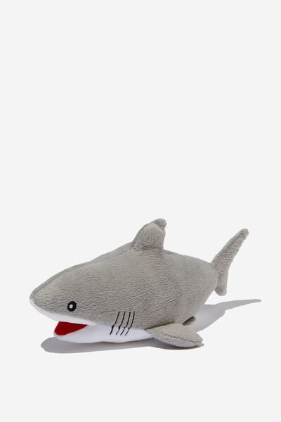 Doggo Plush Toy, SHARK