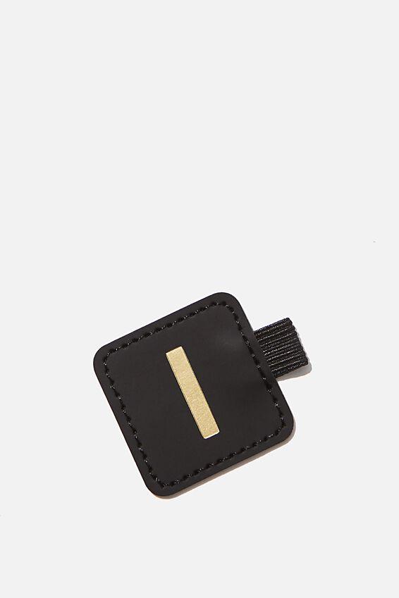 Pen Loop Sticker, BLACK I