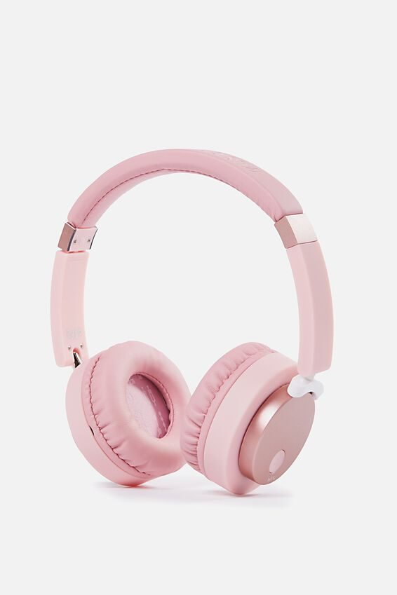 Wireless Signal Headphone, BLUSH