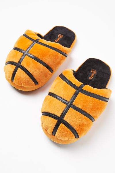 Novelty Slippers, BASKETBALL