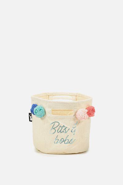 Small Store It Basket, MIA BITS & BOBS