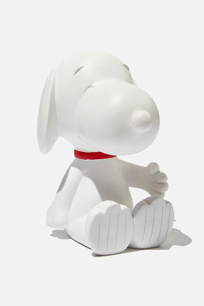 Shaped Novelty Light, LCN PEA SITTING SNOOPY
