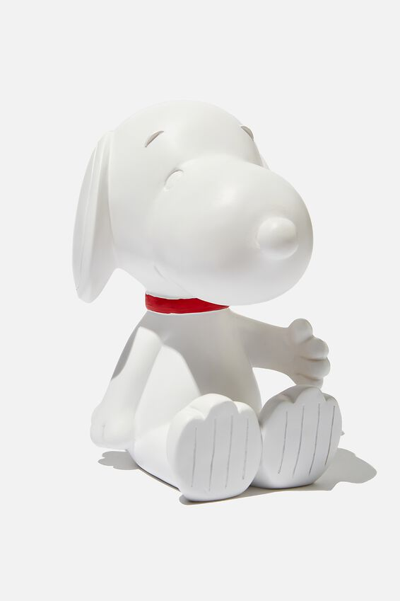 Snoopy Shaped Novelty Night, LCN PEA SITTING SNOOPY