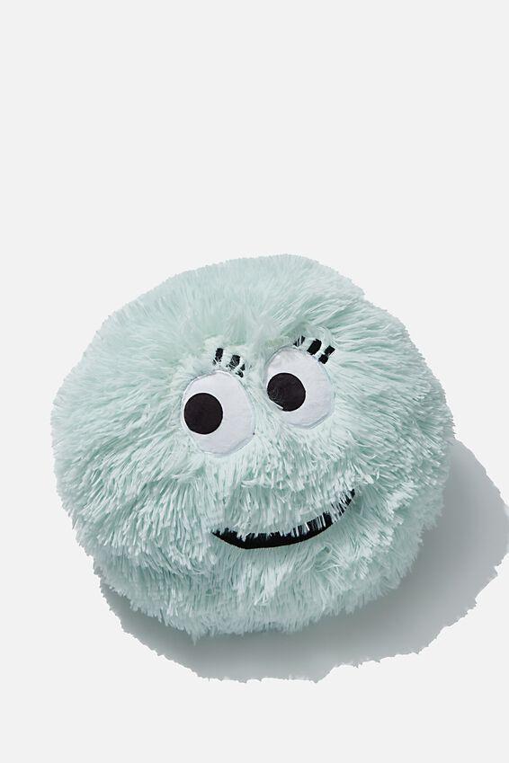 Cushy Cushion, FURRY FACES