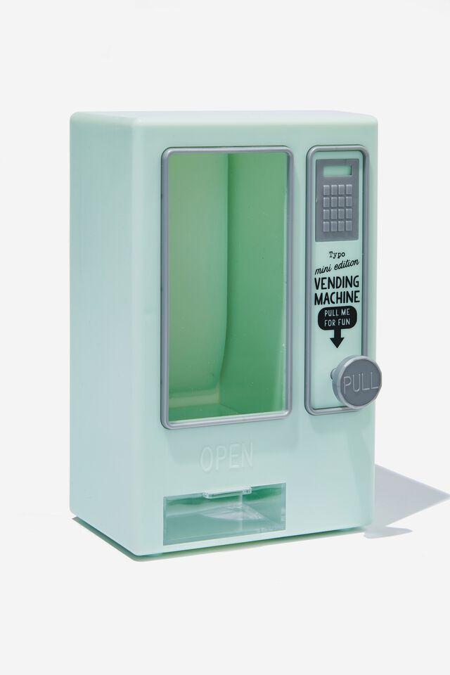 Mini Vending Machine, SPRING MINT MATTE
