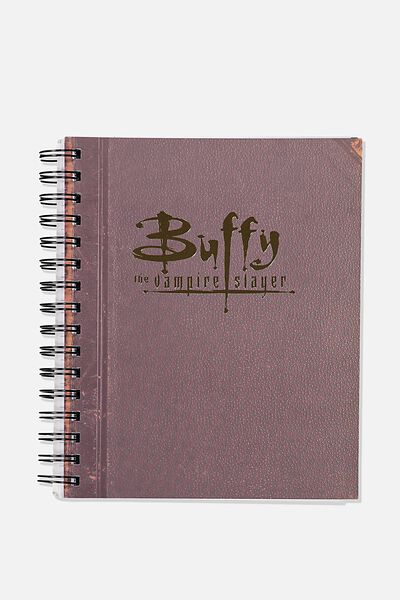 "A5 Campus Notebook-V (8.27"" x 5.83""), LCN FOX BU BUFFY"