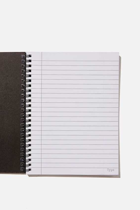 A5 Spinout Notebook Recycled, RG ASIA EMOTIONS OF THE WEEK