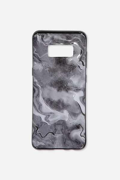 Phone Cover S8, GREY AGATE