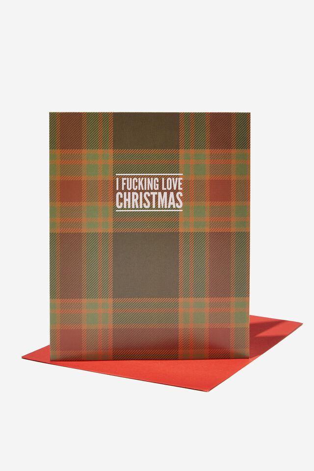 Christmas Card 2021, RG F*CKING LOVE CHRISTMAS!!